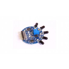5-CHANNEL INFRARED FLAME SENSOR MODULE