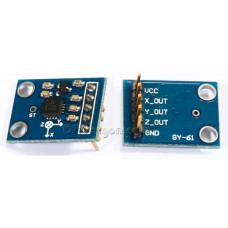 ADXL335 / 3-Axis Accelerometer Module