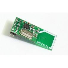 NRF24L01 WIRELESS MODULE 2.4G (USE CHIP NRF24L01+ ; GREEN VERSION)