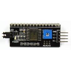 MẠCH CHUYỂN GIAO TẾP LCD1602/2004  QUA IIC/I2C