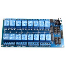 RELAY MODULE 5V (16-CHANNEL)