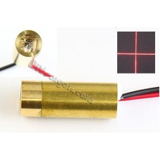 650nm 5mW (Red) laser CROSS module