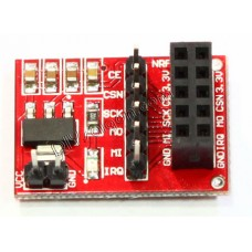 "Adapter 3.3V for ""Green NRF24L01 Module"""