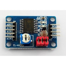 PCF8591 8-BIT A/D - D/A CONVERTER MODULE