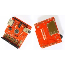 ARDUINO USB-SD MP3 SHIELD