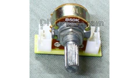 Dual 50KΩ Potentiometer Break-Out