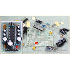 TEA2025B STEREO AUDIO AMPLIFIER BOARD (DIY KIT)