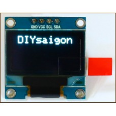 OLED DISPLAY - SSD1306 (0.96INCH / 128X64 / I2C) MODULE