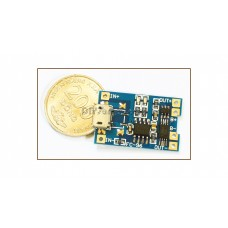 1A LITHIUM CELL CHARGER MODULE WITH BATTERY PROTECTION