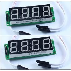 "4-DIGIT LED (0.56"") DISPLAY MODULE"