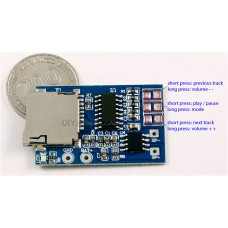 mini MP3 Decoder Module