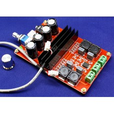 TPA3116D2 DUAL-CHANNEL DIGITAL AMPLIFIER BOARD (100WX2)