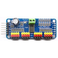 PCA9685 (16PWM TO I2C) MODULE