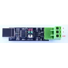 USB to TTL / RS485 (dual-function) converter