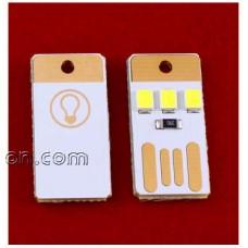 Mini 3 Led USB