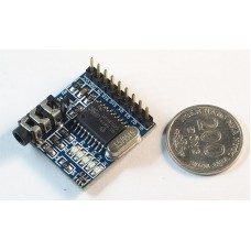 MT8870 DTMF AUDIO DECODER SPEECH DECODING MODULE