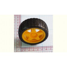 Rubber Wheel for T motor