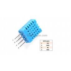 Humidity & Temperature Sensor (DHT11)