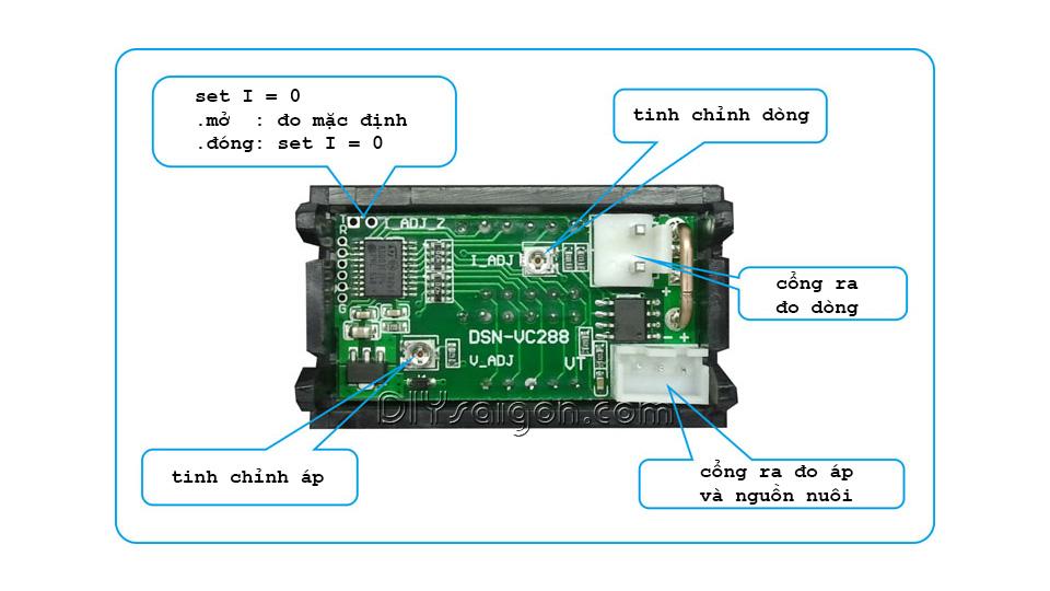 Kết quả hình ảnh cho Module Đo áp và Dòng điện DC
