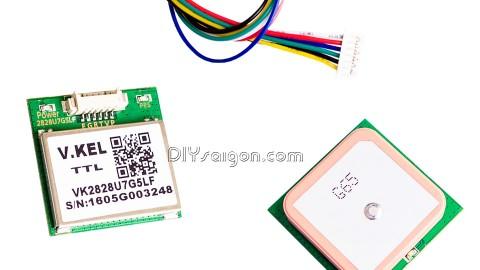 GPS MODULE - VK2828U7G5LF