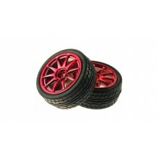 65mm Rubber Robot Wheel