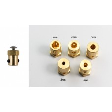HEX COUPLING 12mm