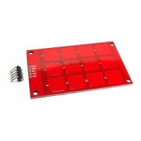 MPR121- CAPACITIVE TOUCH 3X4 KEYPAD
